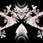 """Masquerade fractal"" by jennbass"