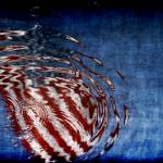 """Flag Reflections"" by ArtFocus"