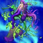 """""""Lessa Mermaid"""" by joellerene"""