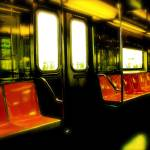 """NYC Subway 2"" by GeovanyRodriguez"