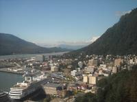 Juneau From Mt. Roberts