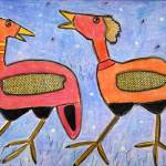"""Bird Call"" by OutsiderArtist"