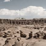 """Goblin Valley - Desert Panorama"" by miir"