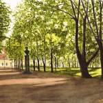 """The English Park, Uppsala"" by mforslund"