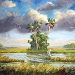 """Windy Everglades"" by mazz"