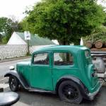 """Vintage Vehicle, Johnnie Fox"