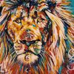 """Lion of Light"" by paullawrencecurtis"