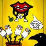 """""""Mein Biergarten"""" by milliondollartodd"""