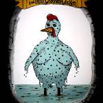 """Mint Chocolate Chicken"" by milliondollartodd"
