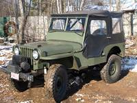 1947 military jeep