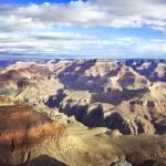 """Grand Canyon Vista - South Rim"" by cfu1"