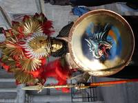 The Dragon Shield (Carnival Mask in Venice)