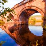 """Bridge at Chatsworth House"" by michaelbond"