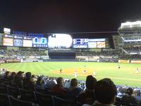 nigh game yankee stadium