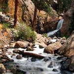"""Boulder Falls #2"" by Callahan_Galleries"