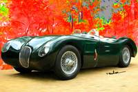 1952 Jaguar C Type