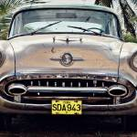 """Vintage Cuban Classic Oldsmobile"" by salvi08"