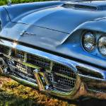 """1960 Thunderbird -  front"" by salvi08"