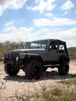 Jeep in Redington