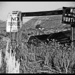 """No Trespassing"" by sonnysnakeskin"