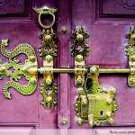 """Manichithrathazhu (Ornate Lock)"" by m2digital"