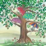 """Mango Tree ART lrg"" by SusieQArt"