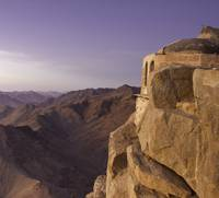 From Mt. Sinai