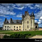 """Amboise Castle"" by DavideCherubini"