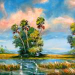 """Florida Everglades Wind"" by mazz"