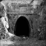 """crozet tunnel west entrance"" by aaslestad"