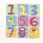"""Numbers"" by OutsiderArtist"