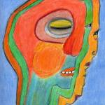 """Sideways Glance"" by OutsiderArtist"