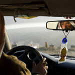 """Palestinian Taxi Driver"" by jcarillet"