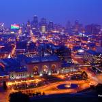 """Night in Kansas City, 3 August 2007"" by photographybyROEVER"