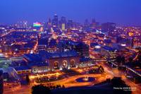 Night in Kansas City, 3 August 2007