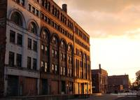 West Bottoms before sunset