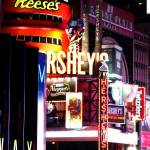 """times square"" by phototes"