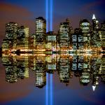 """Reflections of 911 in NYC"" by New-Yorkled"