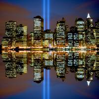 """Reflections of  in NYC"" by New Yorkled"