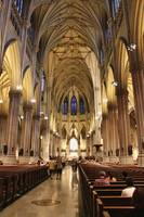 Inside St. Patricks Cathedral