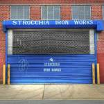 """strocchia iron works"" by AdamLerner"