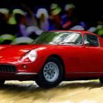 """""""1965 Ferrari 275 GTB"""" by ArtbySachse"""