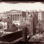 """US Patent Office, Washington DC 1846"" by worldwidearchive"