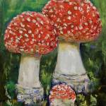 """Mushrooms"" by creese"