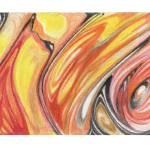 """""""Fiery"""" by bhaskarart"""