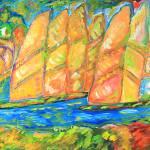 """regatta"" by danielscharf"