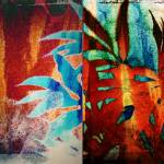 """Botanical Batik"" by KameraKat"