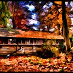 """The Boat House"" by vicshaw"