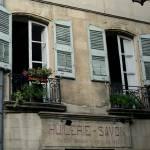 """Aix Windows--Huilerie-Savon"" by BeckySpencer"