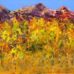 """Aspens on the Mountain"" by lisapyoung"